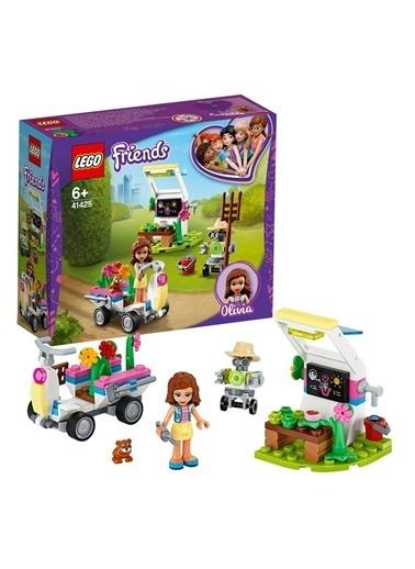 Lego Friends Olivias Flower Garden 41425 Renkli